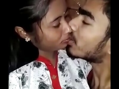 desi college lovers passionate kissing with standing copulation